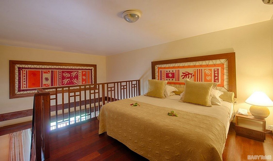 Manava Beach Resort and Spa Hotel Moorea photo 17