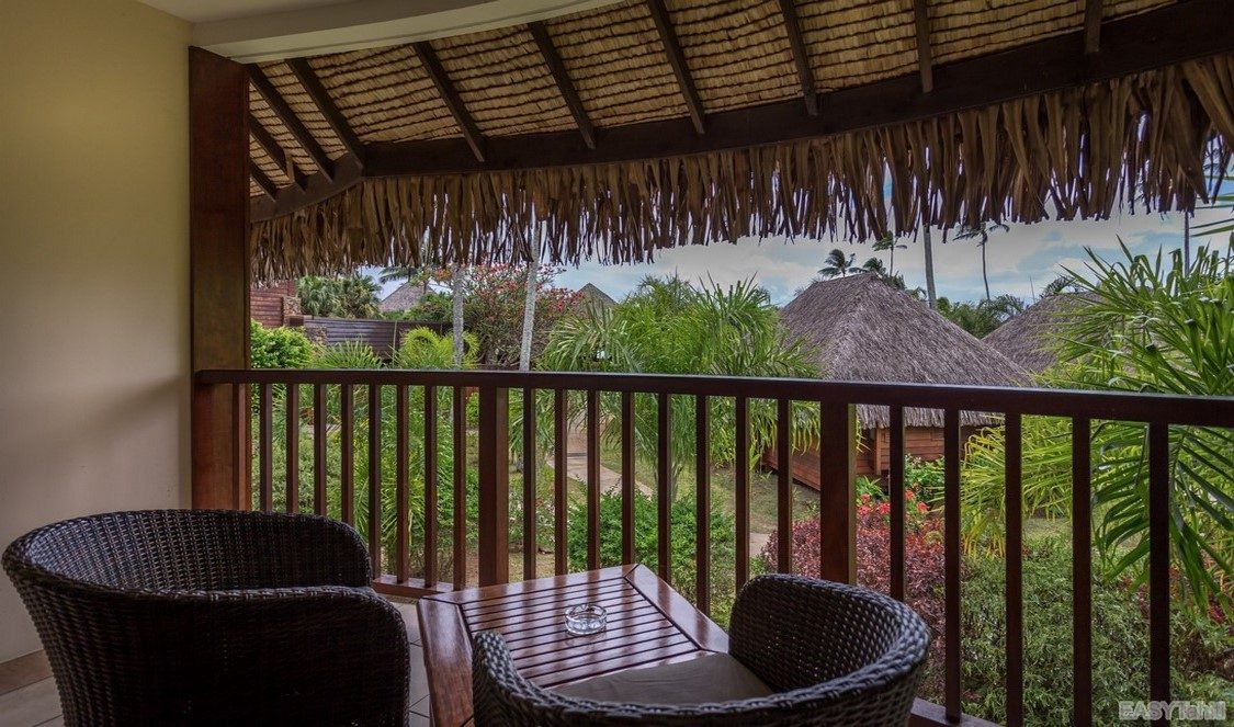 Manava Beach Resort and Spa Hotel Moorea photo 21