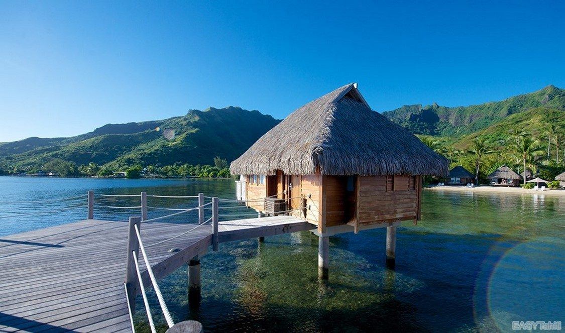 Manava Beach Resort and Spa Hotel Moorea photo 24