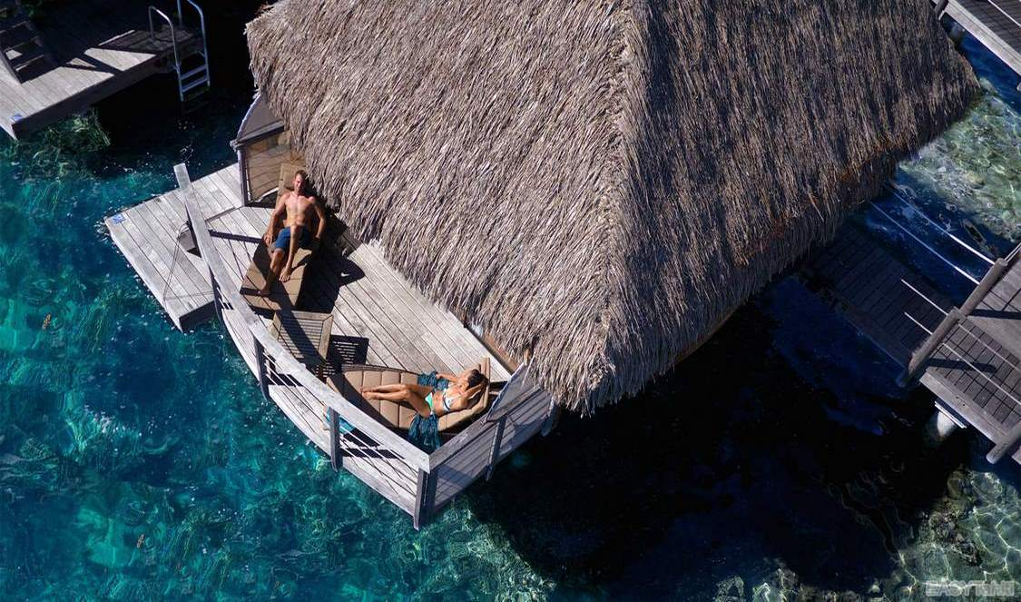 Manava Beach Resort and Spa Hotel Moorea photo 25