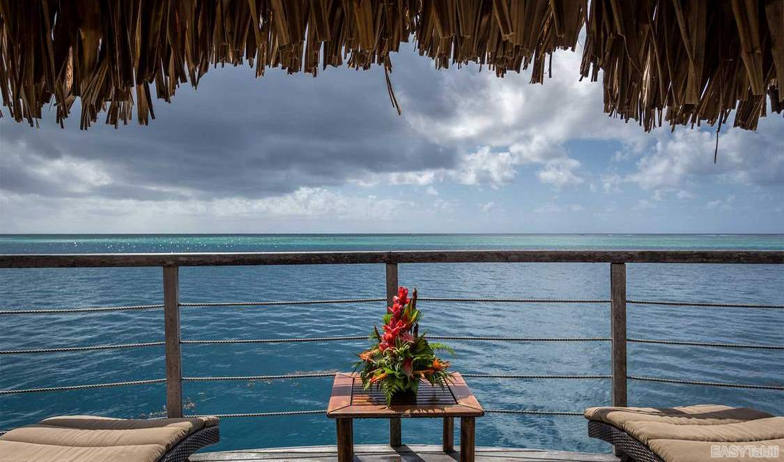Manava Beach Resort and Spa Hotel Moorea photo 26