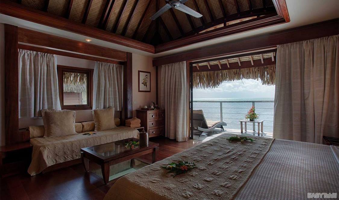 Manava Beach Resort and Spa Hotel Moorea photo 27