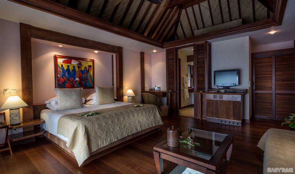 Manava Beach Resort and Spa Hotel Moorea photo 28