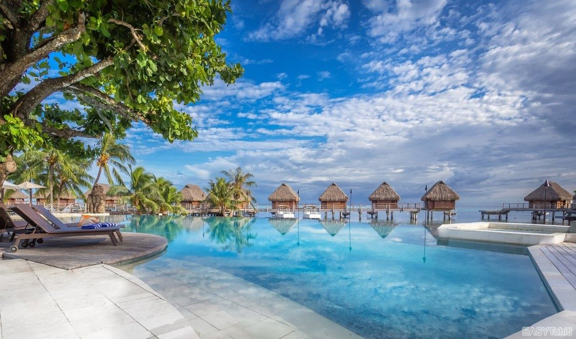 Manava Beach Resort and Spa Hotel Moorea photo 31