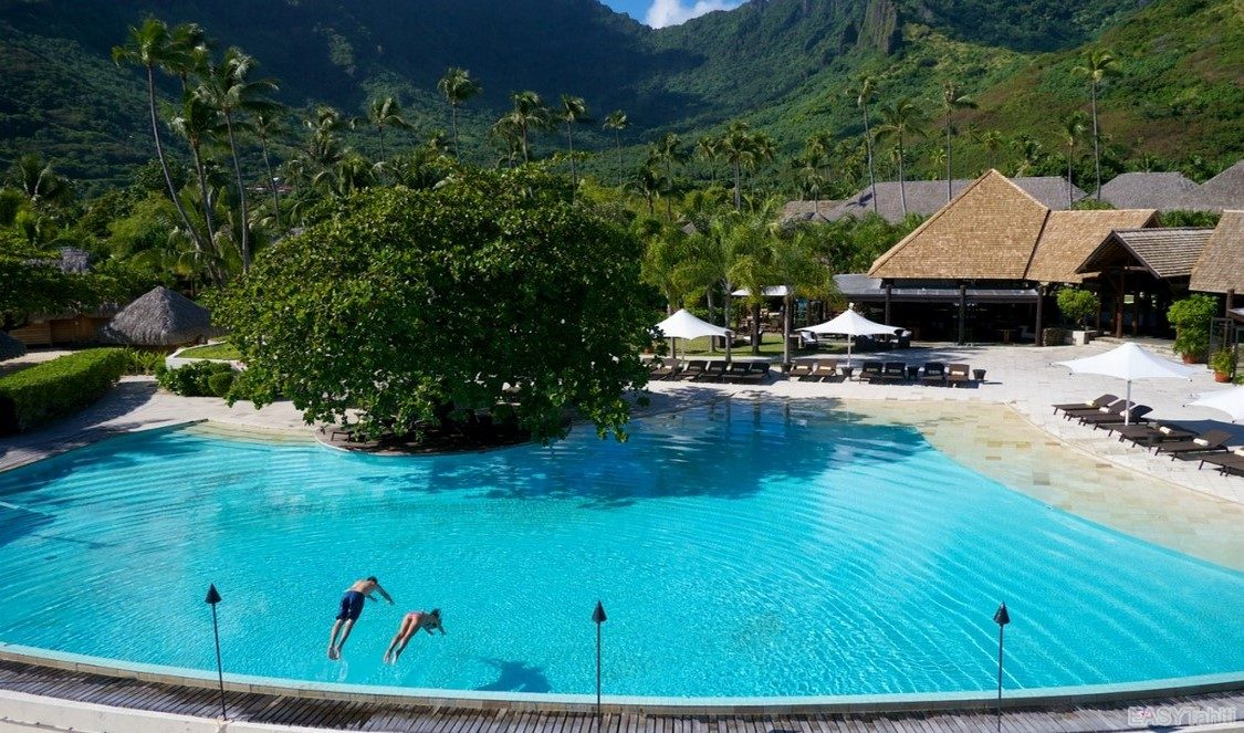 Manava Beach Resort and Spa Hotel Moorea photo 32