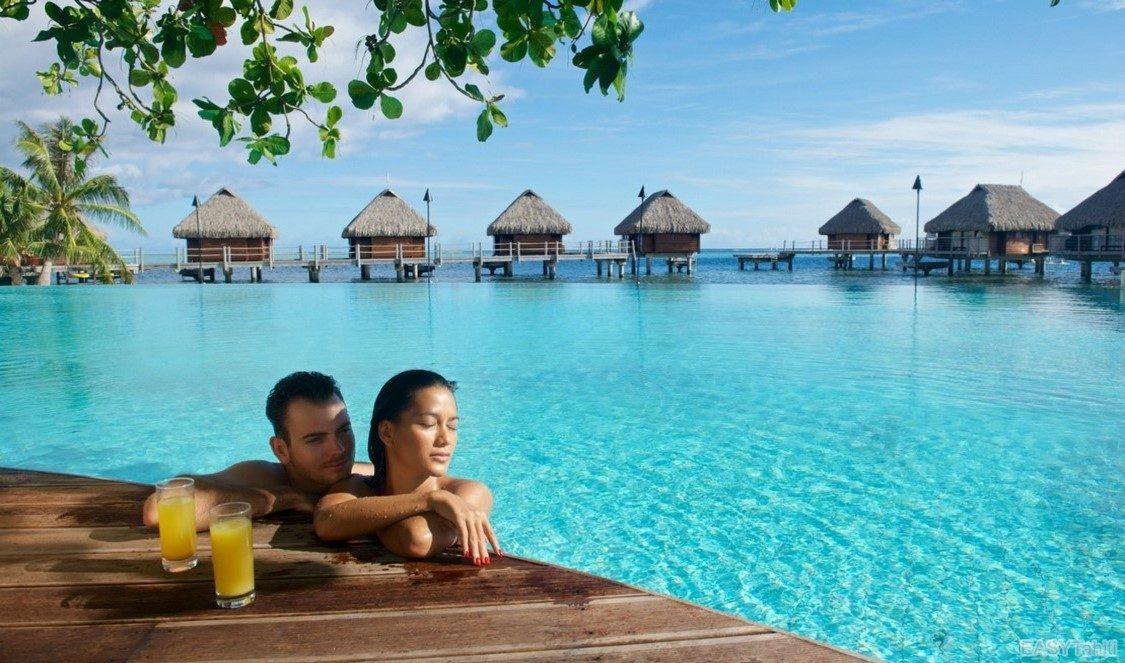 Manava Beach Resort and Spa Hotel Moorea photo 34