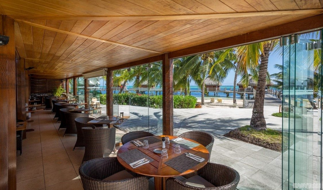 Manava Beach Resort and Spa Hotel Moorea photo 36