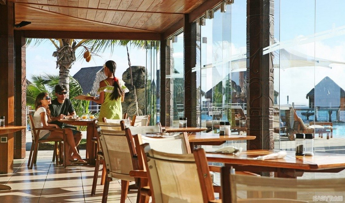 Manava Beach Resort and Spa Hotel Moorea photo 37