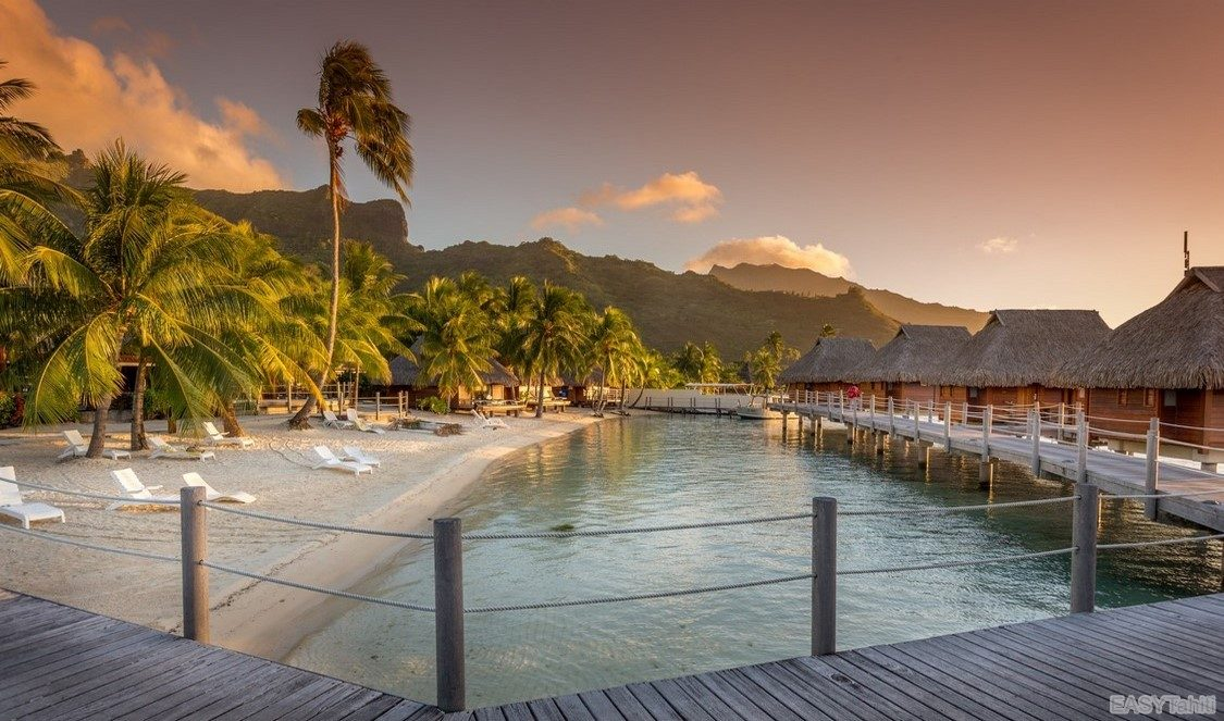 Manava Beach Resort and Spa Hotel Moorea photo 45