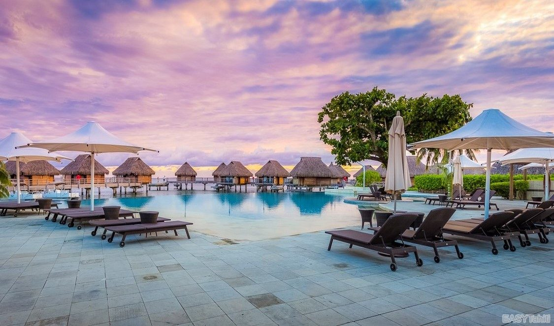 Manava Beach Resort and Spa Hotel Moorea photo 46