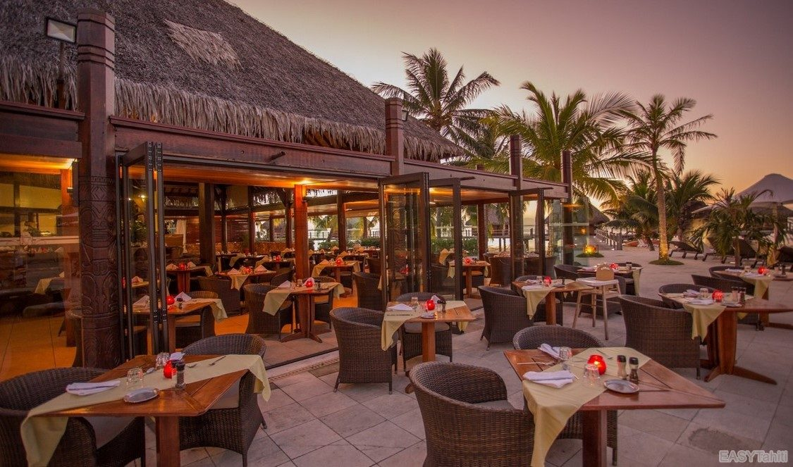 Manava Beach Resort and Spa Hotel Moorea photo 47