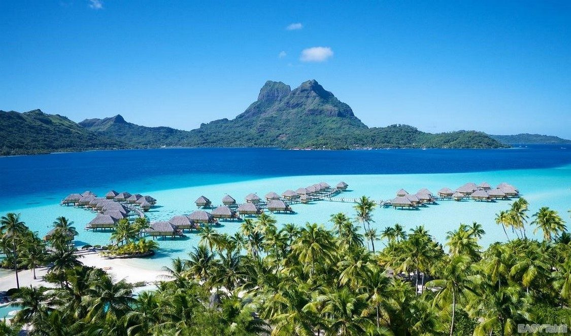 Resort holiday in Bora Bora
