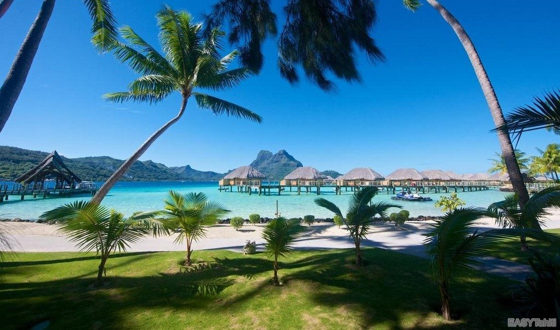 Tahiti Bora Bora vacation package