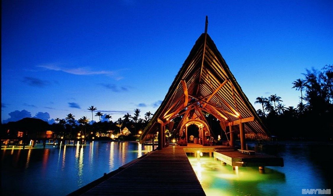 Bora Bora Pearl Beach Resort & Spa photo 41