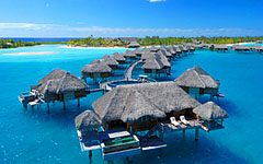 Otemanu Overwater Bungalow with Plunge Pool