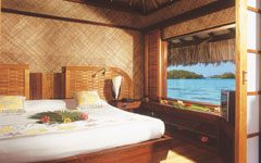 Overwater Lagoon Junior Suite Bungalow