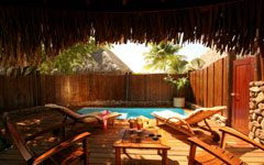Deluxe Garden Bungalow with private pool
