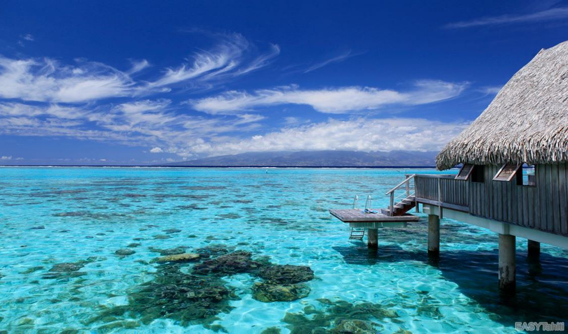tahiti + Moorea all inclusive vacation package